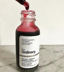 The ordinary bha 30% + Aha 2%