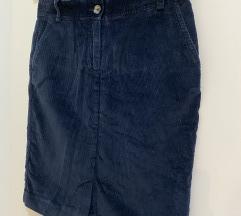 Tommy Hilfiger plava samt suknja