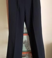Q BE elegantne deblje hlače XS