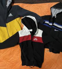 Djecje gornje trenerke,nika i adidas