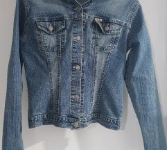 Jeans jakna, br.38