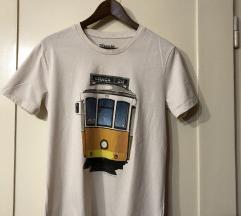 Bijeli T-shirt iz Lisabona