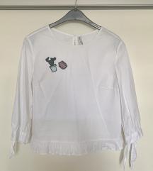 ❗️SNIŽENJE❗️Bershka majica s 3/4 rukavima