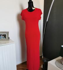 Nova crvena duga haljina