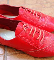 Cipele visokog sjaja
