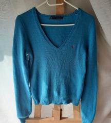 Ralph Lauren pulover - vuna kašmir