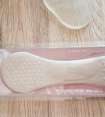 Soft gel ulošci za štikle cipele visoke pete
