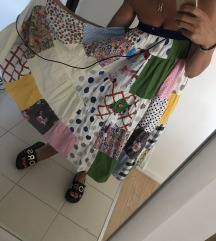Jolie petite jana sienna haljina/ suknja