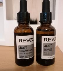 Serumi Revox/uključena pt