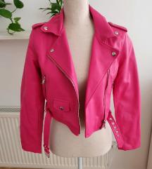 Ružičasta jakna Berska