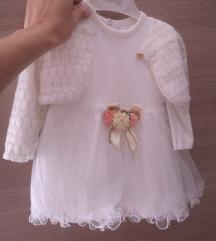 Nova svecana haljina za bebe