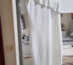 Morgan bijela haljina%