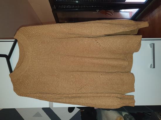 H&M pleteni pulover dzemper