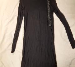 Stefanel haljina crna
