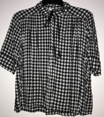 Slatka karirana košuljica iz Zare
