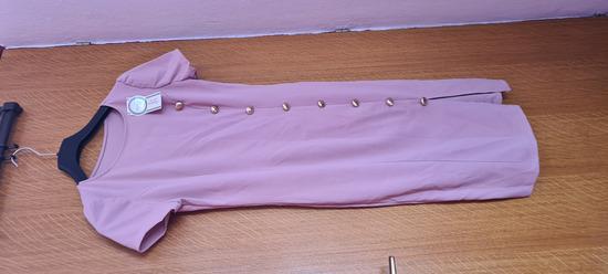Baby roza midi haljina NOVA 😍
