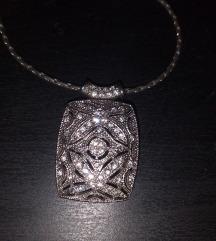 Ogrlica sa Swarovski kristalićima