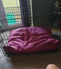 Rozi jastuk za velike pse