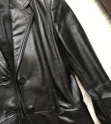 🖤UNIKAT🖤Kožna jakna real leather 36