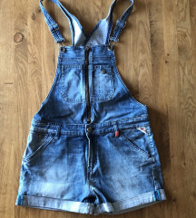Original Replay jeans kombinezon