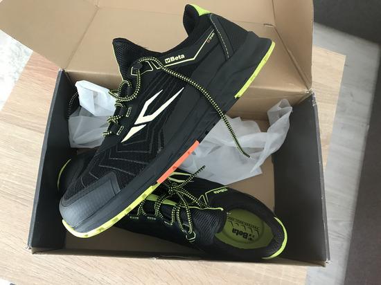 Nove radne cipele
