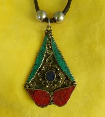 Ornament ogrlica