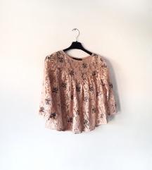 Roza bluza  Zara