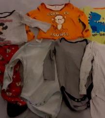 Veliki set dječje odjeće