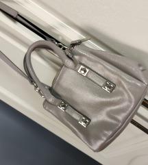 Zara siva torbica