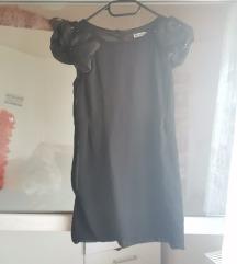 Kratka crna haljina