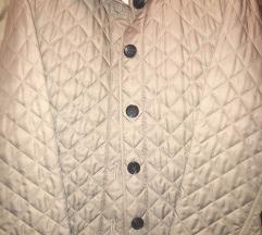 Burberry beige jakna velicina M