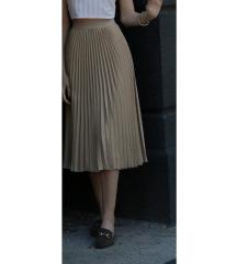 Hm plisirana suknja