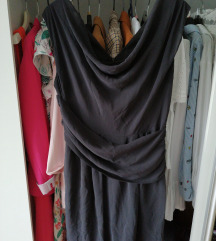 Haljina antracit boje