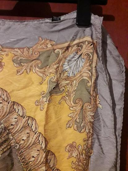 Marama od prave svile