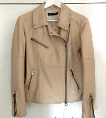 Nova kožna biker jakna