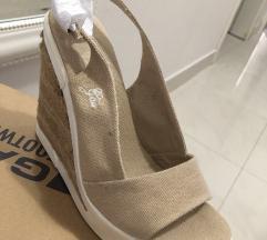 Gas Footwear sandale s visokom potpeticom - NOVO
