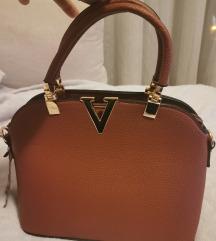Nova torbica boja cigle