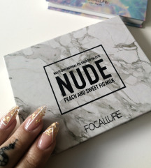 Focallure Nude paleta