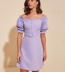 Nova lila haljina - poštarina uključena