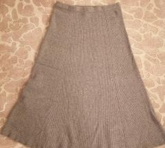 Banana Republic midi vunena suknja