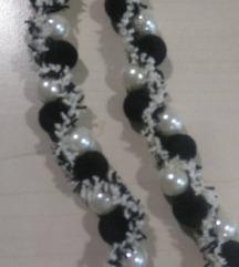 zara ogrlica perle
