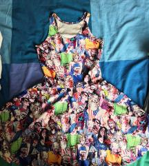 Skejter haljina zombie