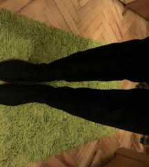 Cizme iznad koljena Zara