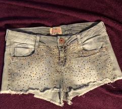 Kratke hlačice sa cirkonima