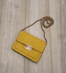 Mini žuta torbica