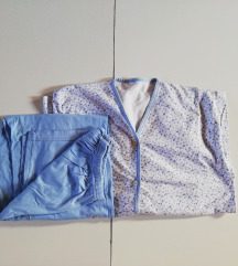 Pamućna žen pidžama, dva kom CANDA