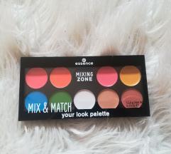 Nova essence mix&match paleta