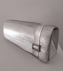 Svečana srebrna torbica (poštarina uključena)