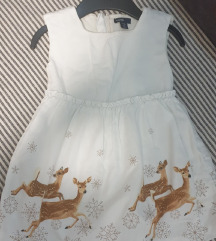 Gap haljinica Božić 3T