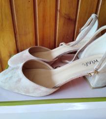 Ženske sandale s petom